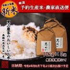 令和2年度 予約生産 米 お米 30kg 10kg×3袋 無洗米にて精米 清流きぬひかり芥田川 送料無料