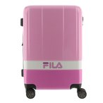 最大19%!フィラ スーツケース 拡張|53L/61L 56cm 3.7kg 260-1001|ハード ファスナー TSAロック搭載 おしゃれ