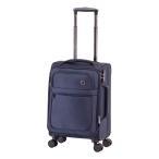 アジアラゲージ スーツケース 機内持ち込み 37L 44.5cm 3kg ALK-7010-18 A.L.I|ソフト キャリーバッグ キャリーケース フロントオープン 拡張 TSAロック搭載