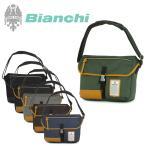 ショッピングビアンキ 最大1000円OFFクーポン ビアンキ Bianchi ショルダーバッグ NBTC-03  メッセンジャーバッグ 斜め掛け 通学 メンズ