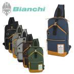 ショッピングビアンキ 最大1000円OFFクーポン ビアンキ Bianchi ボディバッグ NBTC-10  ワンショルダー ショルダーバッグ メンズ