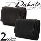 Dakota ダコタ ブラックレーベル 三つ折り財布 623200 選べる2色 リバー メンズ