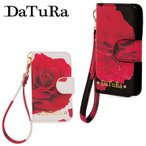 ダチュラ DaTuRa iPhone5 ケース DTR-4301 BARA  スマホケース アイフォン5 ケース レディース