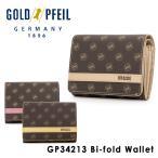 ゴールドファイル GOLDPFEIL 二つ折り財布 GP34213  Signature レディース 財布  [PO10]