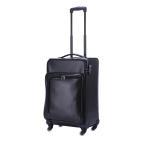 ヒデオ ワカマツ HIDEO WAKAMATSU アイラ キャリーケース 85-76050 56cm 4輪 ソフト スーツケース キャリーカート TSAロック搭載