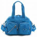 キプリング Kipling ショルダーバッグ K13636-10N DEFEA Icy Blue ハンドバッグ
