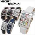ミッシェルジョルダン スポーツ michel Jurdain SPORT レディース 腕時計 SL-3000 MICHEL JURDAIN レザー 本革 ダイヤモンド