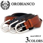 ショッピングオロビアンコ オロビアンコ スポーツ OROBIANCO SPORT ベルト OBS-808012 レザー メンズ