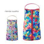 ショッピングシューズケース リエンダ スエルタ rienda suelta ケース RS-01013023 SPRING FLOWER 1  シューズケース レディース 合成皮革