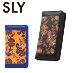 スライ SLY iPhone7ケース s09809602 JUA PAISLEY アイフォンケース 手帳型 スマホケース レディース iPhone7 ミラー付き