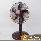 ショッピング雑貨 MERCURY マーキュリー スタンドファン スタンド 扇風機 スウィング機能 風速切り替え3段階 4時間タイマー付き レトロ風 バーガンディ 3色展開