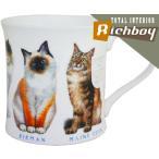 DUNOON ダヌーン マグカップ Show Cats Birman ネコ 0.3Lタイプ DNSC1 お洒落 プチギフト