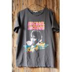 ジャンクフード マイケル・ジャクソン King Of Pop Tシャツ チャコール JUNKFOOD Michael Jackson  メンズ レディース MJ キングオブポップ