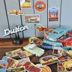 ダルトン オールド ステイツ ステッカー DULTON OLD STATES STICKERS アメリカ 州 都市 旅行 トランク トラベル 観光