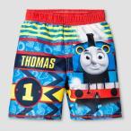 機関車トーマス トーマス&フレンズ スイムパンツ  男の子 水着 ベビー キッズ ディズニー スイムウェア インポート