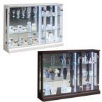 コレクションボード コレクションケース LEDライト付 幅110cm 高さ80cm 完成品