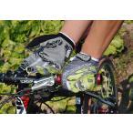 自転車グローブ サイクルグローブ サイクリンググローブ 送料無料 HANDCREW 長指  GEL入り 4色  SF-3-2 Oscar II