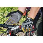 自転車グローブ サイクルグローブ サイクリンググローブ 送料無料 HANDCREW 長指  GEL入り 2色  SF-5
