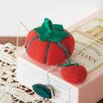 クロバー 針みがき付ピンクッション トマト