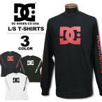 ディーシー シューズ 長袖Tシャツ DC SHOES 18 FA STAR L/S T-SHIRTS ロンTEE 全3色 M-XL メンズ レディース