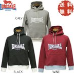 (SALE)LONSDALE CLASSIC LOGO BASIC PULLOVER SWEAT PARKA(ロンズデール スエット パーカ パーカー)