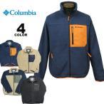 コロンビア スポーツウェア ジャケット Columbia SUGAR DOME FLEECE JACKET シュガードーム フリース 全4色 S-XXL メンズ