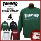 スラッシャー THRASHER トレーナー MAG LOGO CREW SWEAT マグロゴ メンズ レディース 裏毛 全4色 S-XL