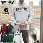 ショッピングパーカ スラッシャー THRASHER トレーナー パーカー MAG LOGO プリント プルオーバーパーカ メンズ レディース 裏毛スウェット 全6色 S-XL