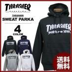 スラッシャー THRASHER スエット パーカー S.O.T.Y SWEAT PARKA フードスエット メンズ レディース ブラック 黒 ネイビー グレー ホワイト 白