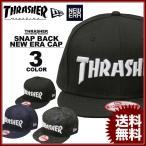 スラッシャー THRASHER ニューエラー キャップ 帽子 ブラック 黒 インデイゴデニム ブラックレパード メンズ MAG NEW ERA 9FIFTY SNAP BACK CAP
