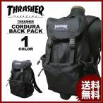 スラッシャー THRASHER MAG emb CORDURA TR BACK PACK バックパック リュック コーデュラ 黒  メンズ レディース ユニセックス
