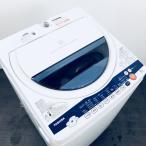 中古 東芝 TOSHIBA 洗濯機 全自動洗濯機 2012年製 6.0kg AW-60GK