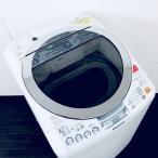 中古 パナソニック Panasonic 洗濯機 全自動洗濯機 2011年製 8kg 乾燥機能付き NA-FR800