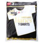 (ヘインズ)HANES  ゴールドラベルクルーネックTシャツ3枚組 メンズ