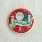 クリスマスクッキー 【サンタ】(常温便) /リーガロイヤルホテル プチギフト プレゼント 小分け お配り クッキー