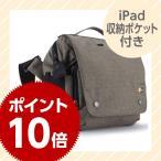 【週替特価商品】Caselogic カメラ用メッセンジャーバッグ iPad収納ポケット付き[FLXM-101 MOREL]