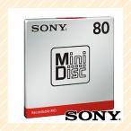 SONY  録音用ミニディスク(MD)  80分 MDW80T 【○メール便可】