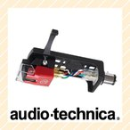 audio-technica  オーディオテクニカ  VM型(デュアルマグネット)ステレオカートリッジ(ヘッドシェル付き) VM540ML/H  【×メール便不可】