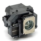Rich Lighting プロジェクター 交換用 ランプ ELPLP58 エプソン EPSON EB-S10、 EB-S10C8、 EB-S9、 E