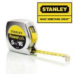 STANLEY 【スタンレー】 Power Lock 巻尺メジャー 5m