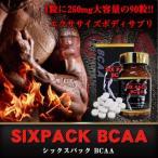 シックスパックBCAA(バリン、ロイシン、イソロイシン配合サプリ)