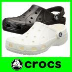 CROCS クロックス フィート ナースサンダル ナースシューズ レディース メンズ EVAサンダル 白 黒 ホワイト ブラック 軽量