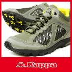 ショッピングkappa メンズ 防水 スノーランニング スノーシューズ 防水スニーカー Kappa カッパ スノートレ 冬靴 KP STM24 フィアートSR カーキ