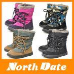 キッズ 子供用 女の子 男の子 スノーブーツ ベビー  ノースデイト NorthDate 1326 防寒 ダテハキ 子供靴