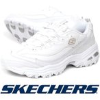 スケッチャーズ SKECHERS D'LITES DREAM BRIGHT WSL 11938  白 ホワイト スニーカー ディーライツ 厚底 シューズ