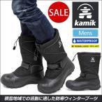 カミック kamik バルトロ2 スノーブーツ ブラック  1600413 BALTORO2