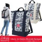 マンハッタンポーテージ リュックリバティシティリバーサイドバックパック  全2色  MP1318LBTY18SS Manhattan PortageLiberty Art Fabrics Riverside Backpack