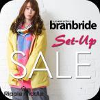 スノーボードウェア レディース 上下セット 15-16 branbride ブランブライド新作 2bjk1-3set【返品不可】