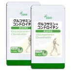 グルコサミン+コンドロイチン 約3か月分×2袋 C-221-2