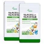 マルチビタミン+マルチミネラル粒 約3か月分×2袋 T-7